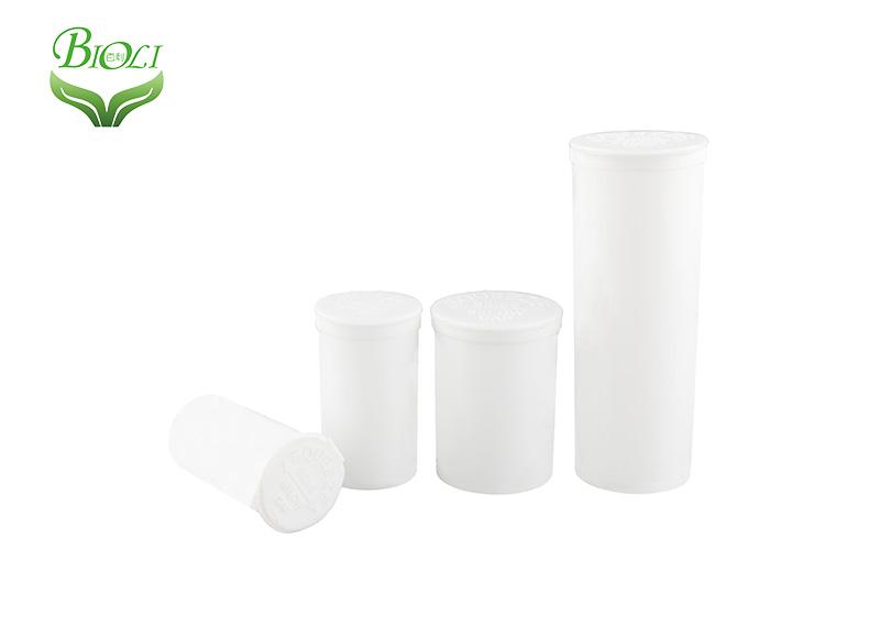 Pop Top Vials Hinged Medical Plastic Snap Cap Pill Bottles /plastic pop up lid vials