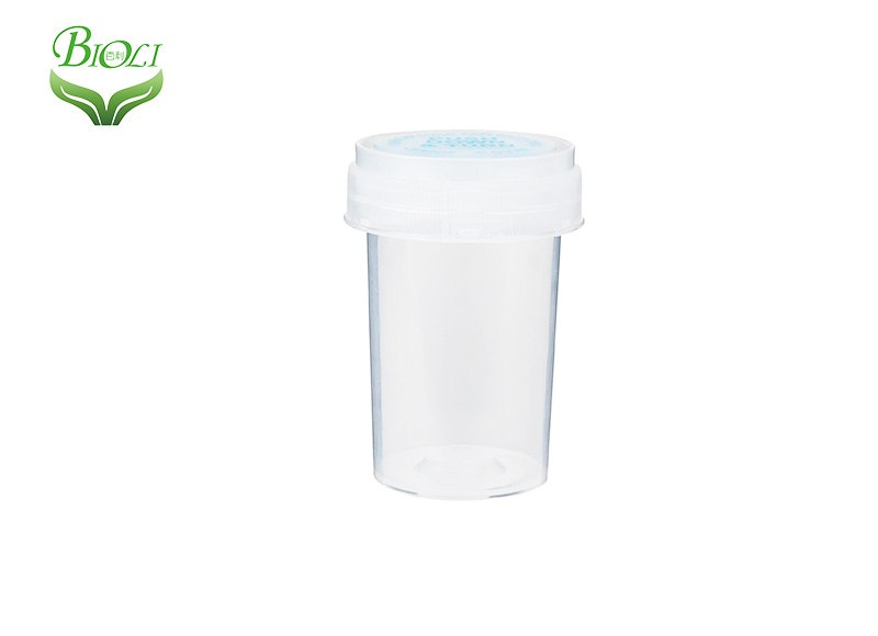 Disposable 8Dr/13Dr/20Dr/30Dr/40Dr/60Dr pharmaceutical plastic bottle Reversible vials, dual purpose vials