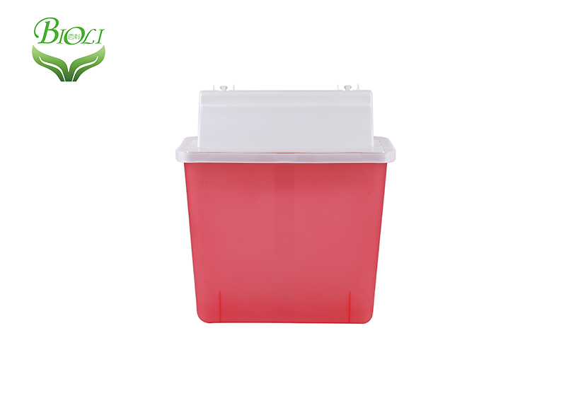 Sharp container medical waste container
