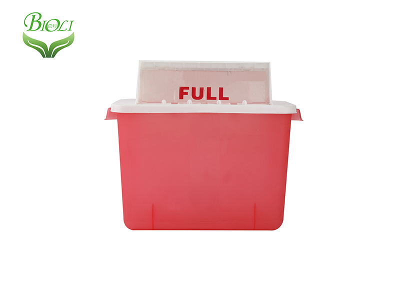 5qt Sharp Container with print lid