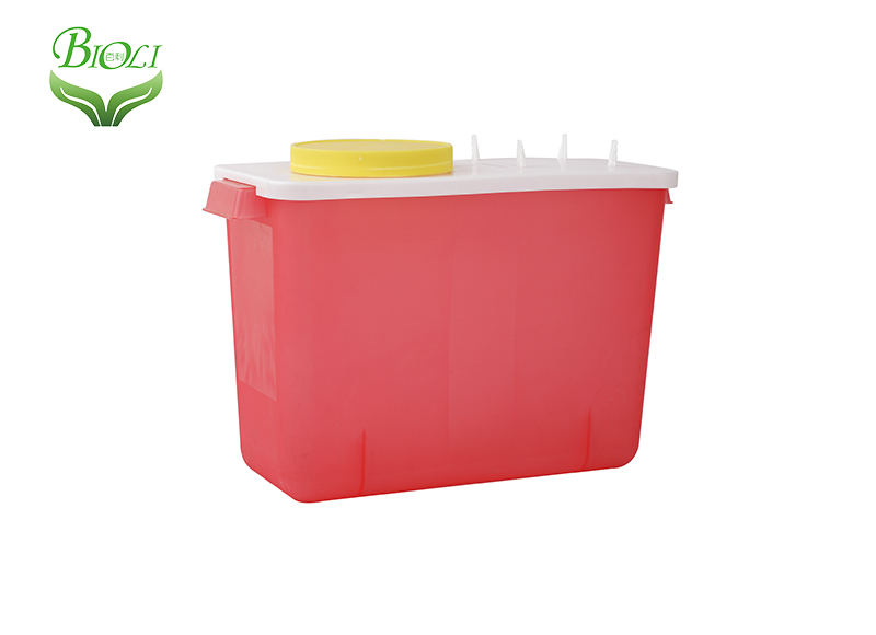 2gal new type High Quality Plastic medical sharp container