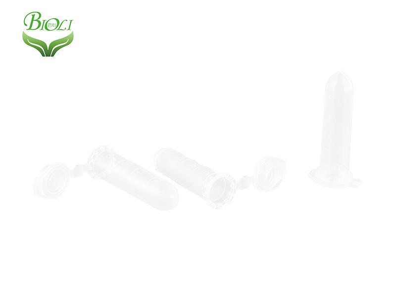 plastic round bottom medical centrifuge tube