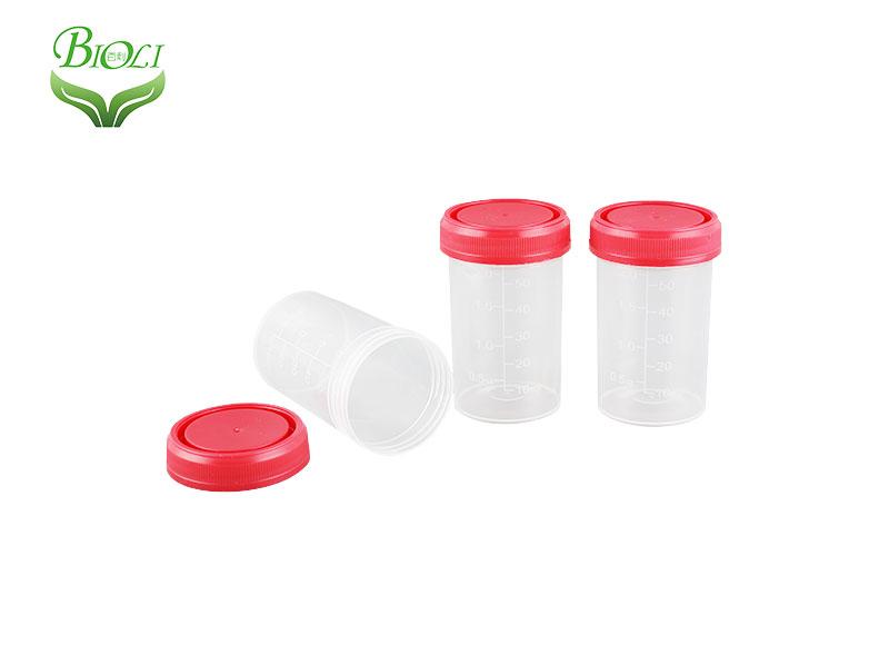 Laboratory Specimen Container 60ml urine container