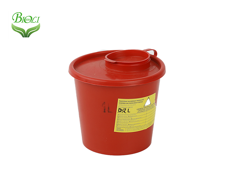 1L Medical Consumable Sharp Container