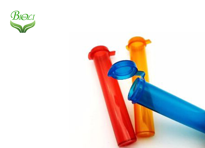 Colorful plastic blunt tubes,joint tubes